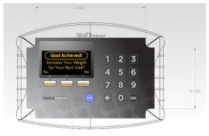 Training Partner LE interface design